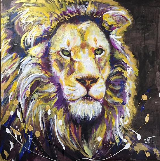 Lion # Résilience