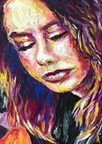 Votre portrait à la peinture sur toile