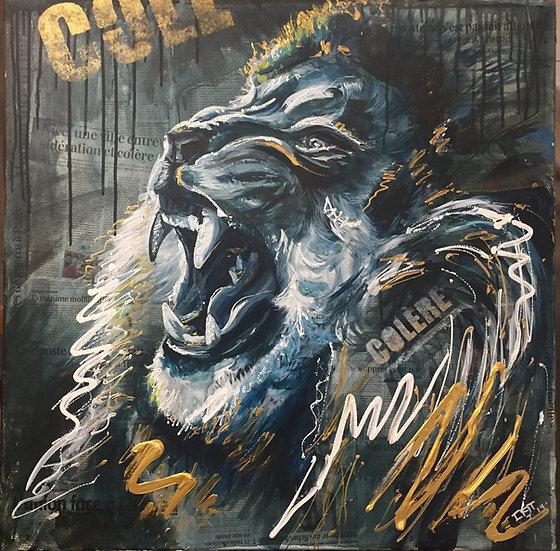 Lion # Colère