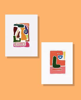 2 Lil Paintings Bundle