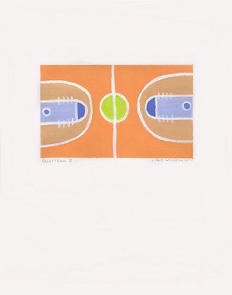 Basketball V Painting