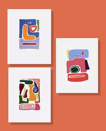 3 Lil Paintings Bundle