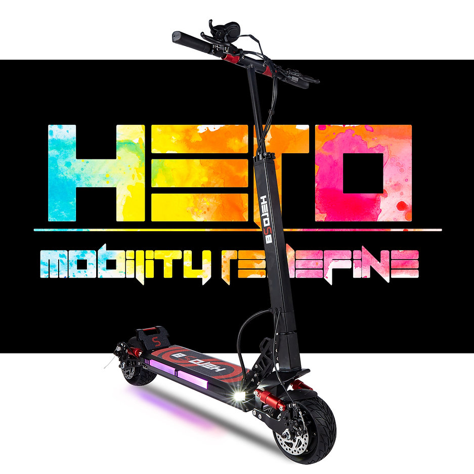 hero s8 electric scooter Hero Rider USA