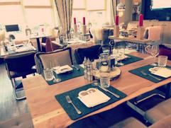 Ansicht Restaurant