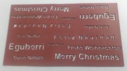 Tapete Feliz Navidad