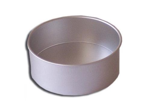 Molde cilíndrico alto en aluminio