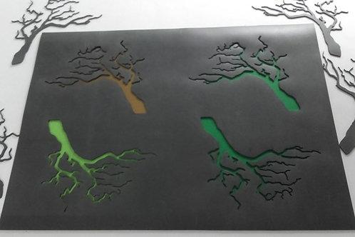 Xablón árbol Hofmann