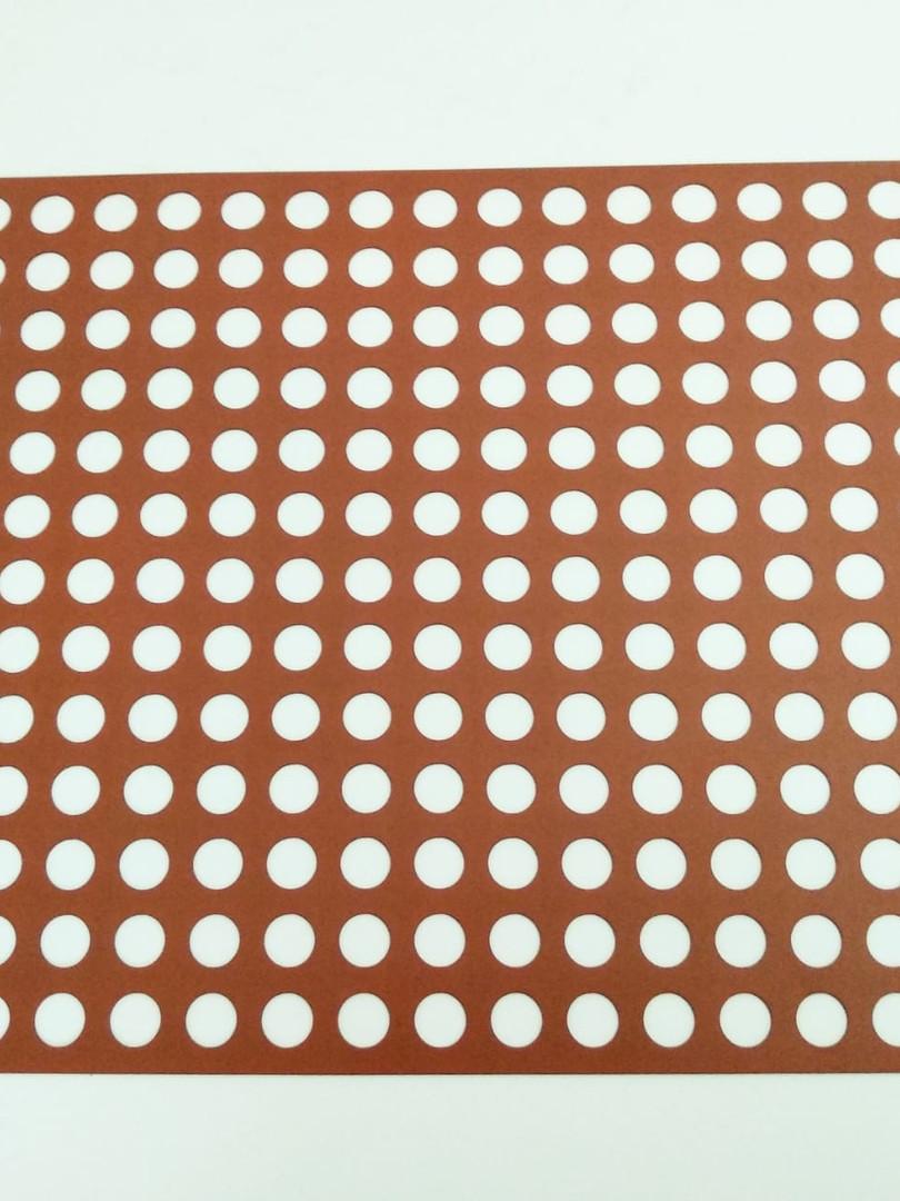 Tapete círculos simples