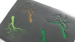 Chablón árbol Hofmann