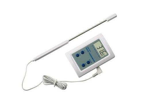 Termómetro electrónico de cocción