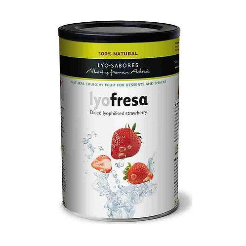 Liofilizado fresa
