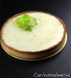 Tartaleta de limón (Carlos Valencia)