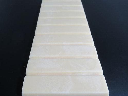 Tableta de chocolate líneas