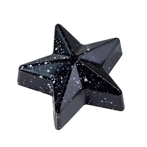 Molde bombón praline estrella