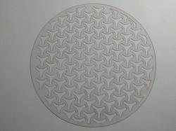 Molde deco acetato redondo varios 2