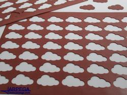 Chablón nube