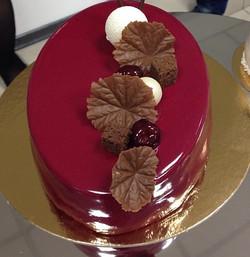 Tarta ovalado