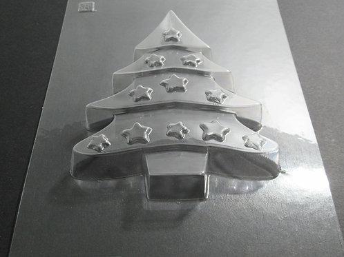 Molde Arbol de navidad