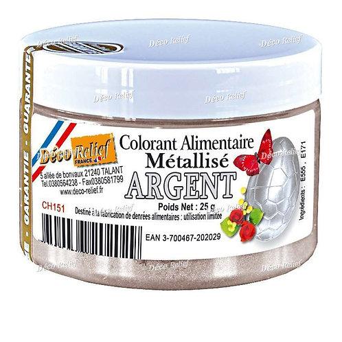 Colorante metalizado base alcohol