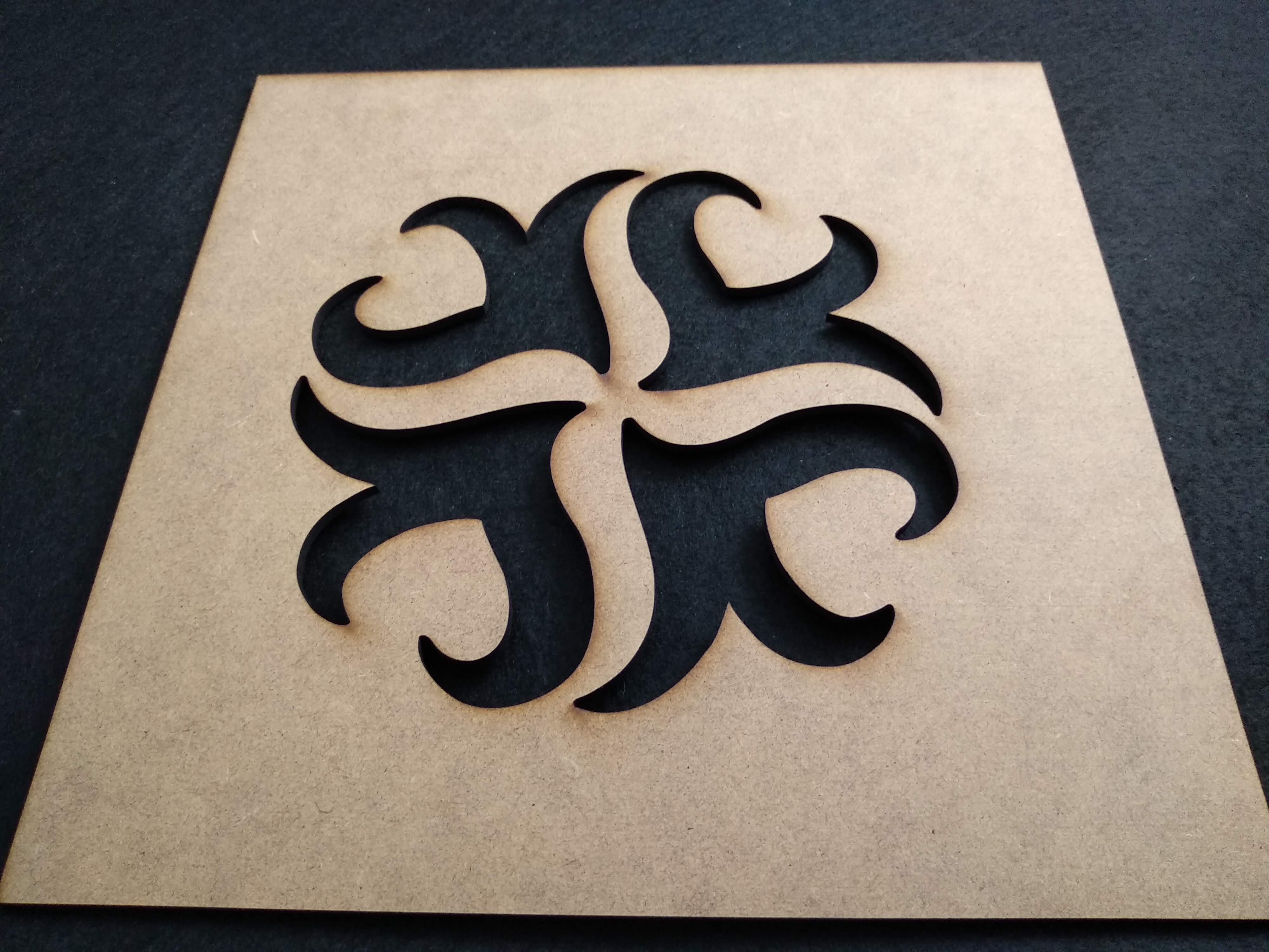 Stencil GAIA CORAZONES