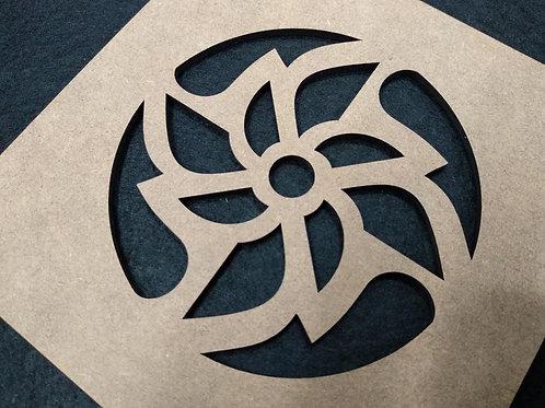 Stencil GAIA