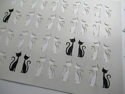 Chablón gatos