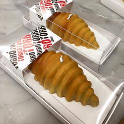 Molde croissant