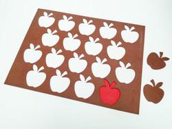 Xablón manzana