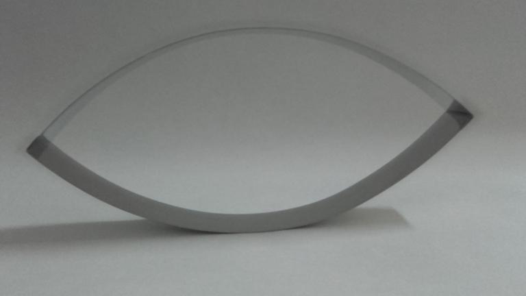 Molde aro forma ojo en inox
