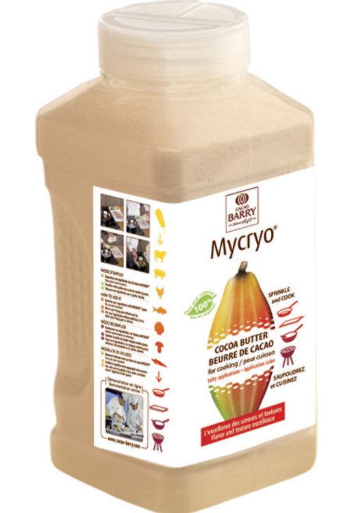 Manteca de cacao MYCRYO