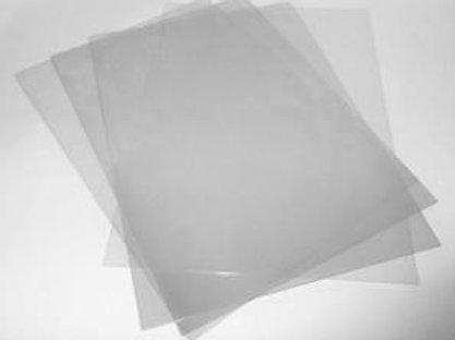 Paquete 2 hojas PVC