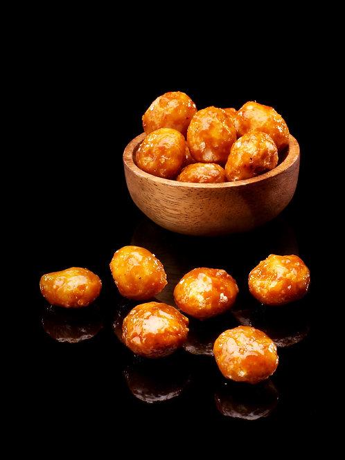 Macadamia caramelizadas