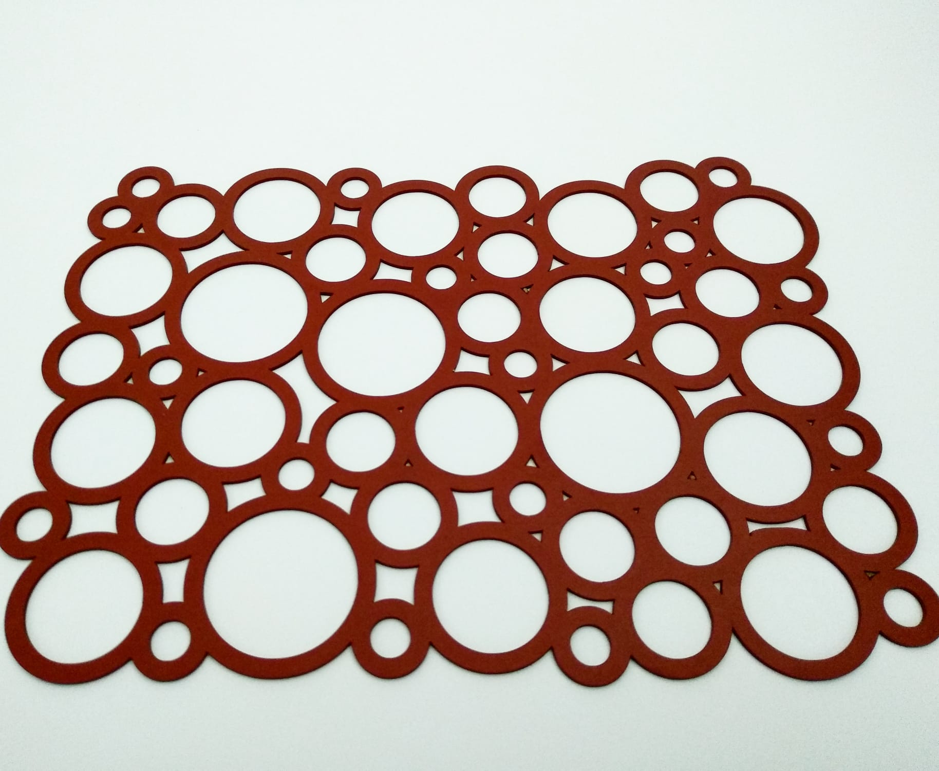 Tapete círculos