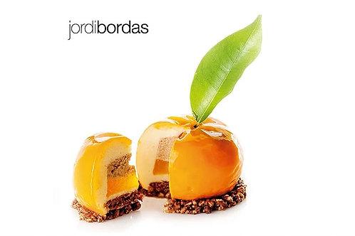 Molde individual mandarina