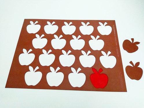 Xablón manzanas