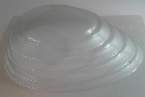 Molde huevo PVC termoformado niveles