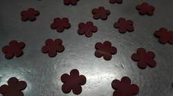 Figuras flor 5 pétalos