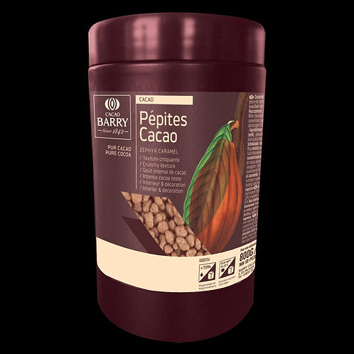 Pépites cacao Zéphyr caramel