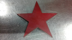Figura estrella 5 puntas