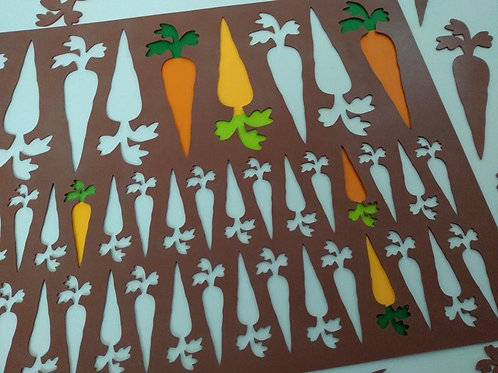 Xablón zanahorias