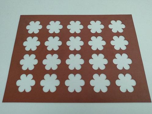 Xablón flor 6 pétalos