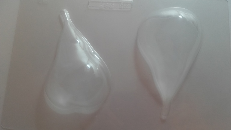 Tarta individual pera