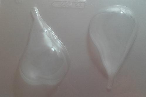 Molde individual pera