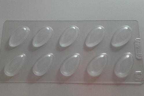 Molde huevo PVC termoformado