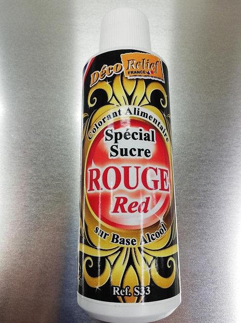 Colorante ali. líquido para azúcar