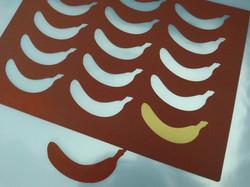 Chablón plátano