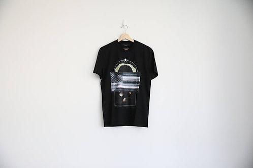Givenchy Tri-Print T-shirt