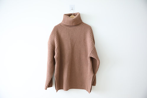 Acne Studios Oversized Turtle Neck Sweater