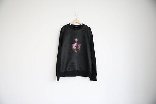 Givenchy Silk Madonna Sweatshirt