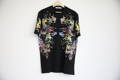 Givenchy Floral Butterfly T-shirt